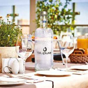 Wasserflaschen von BluPura